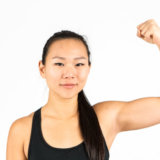 Liz_One muscle arm left